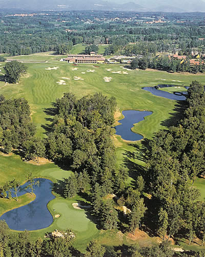 Castelconturbia Golf