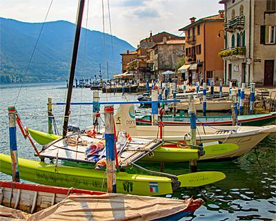 Mailand - Lago Maggiore - Comer See