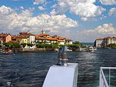Bootsfahrt zu den Borrom�ischen Inseln