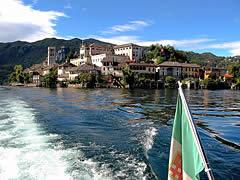 Bootsfahrt zurInsel San Giulio