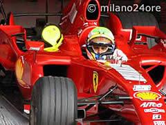 Großer Preis von italien in Monza