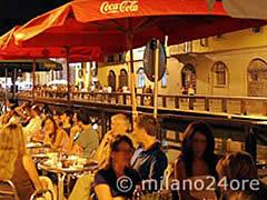 Mailand Naviglio Grande