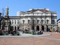 Teatro alla Scala mailand