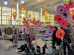 Shopping in Mailand, Concept Store