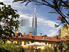 Architektur Mailand
