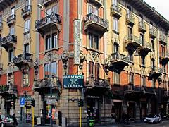 Jugendstil Mailand