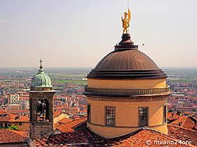 Oberstadt Bergamo
