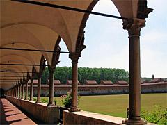 Pavia, Kart�userkloster