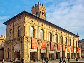 Bologna Neptunbrunnen