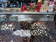 Schokolade aus Turin