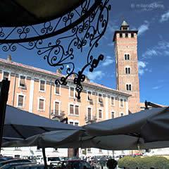 Asti mittelalterliches Zentrum