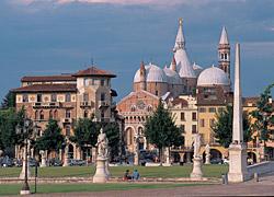 Padua und die Kappelle Scrovegni